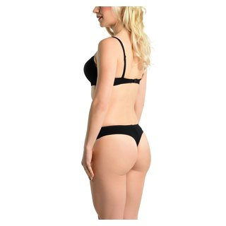 Dessous Set: T-Shirt BH mit Tanga
